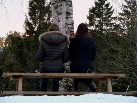 somewhere in norwegian woods