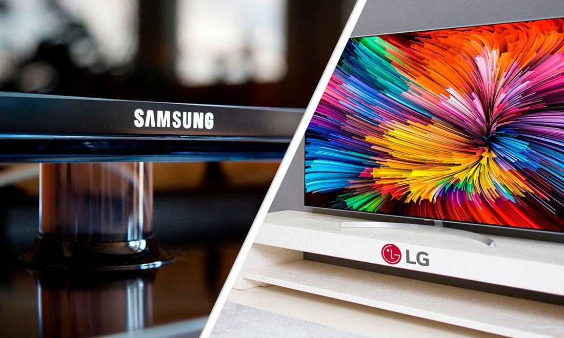 TV mana yang lebih baik: LG atau Samsung