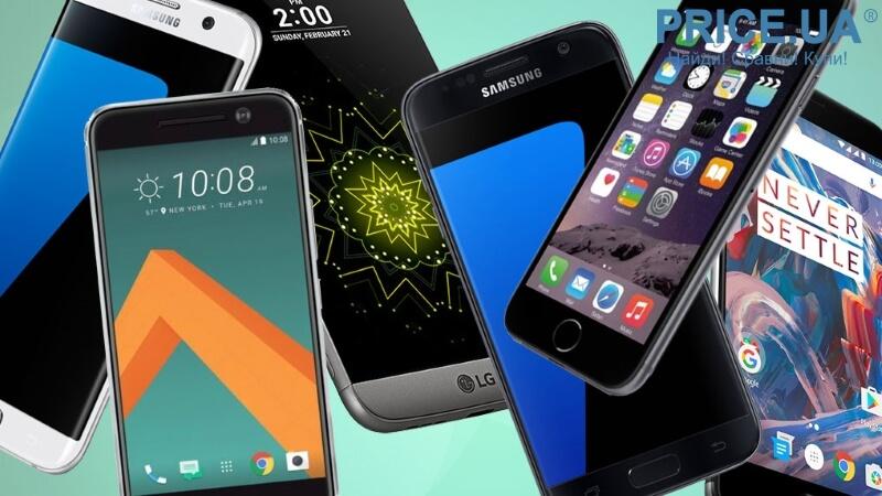 Такие разные смартфоны... Делать выбор при большом ассортименте непросто