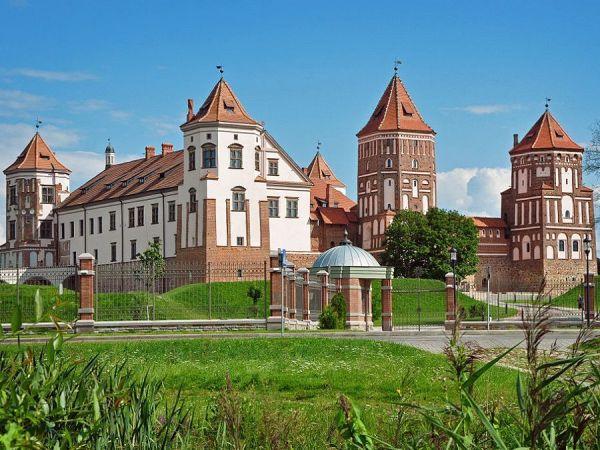 Замки Белоруссии (Фото)