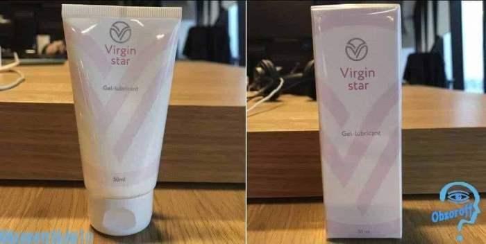 Virgin Star для сокращения мышц влагалища 50 мл