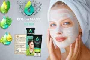 Collamask per rendere la pelle del viso più giovane