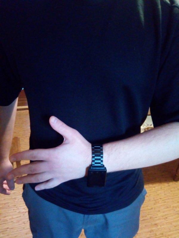 Часофон и самый маленький телефон - NO.1 G7