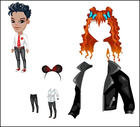 Картинки для Аватарии: как создавать персонажей