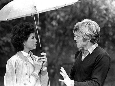 Mary Tyler Moore and Robert Redford