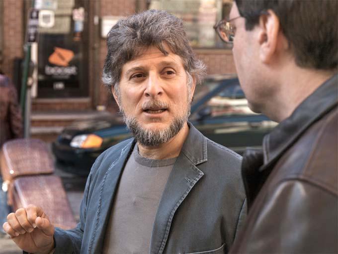 "Jon Grayson with Bud Clayman in the documentary ""OC87"""
