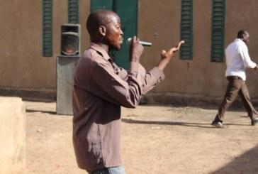 Lancement de Projet culturel à la maison d'Arrêt de Koudougou