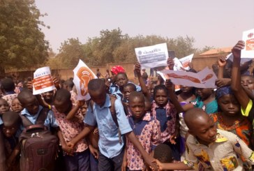 Tirer la sonnette d'alarme pour une éducation inclusive à Koudougou