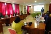 Atelier d'élaboration du manuel de suivi-évaluation du plan stratégique 2019-2023 et de la démarche de la mise en œuvre des activités de renforcement de capacités (RC).