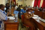 L'OCADES Caritas Burkina fait le bilan de la mise en œuvre du Projet ECHO 2020.