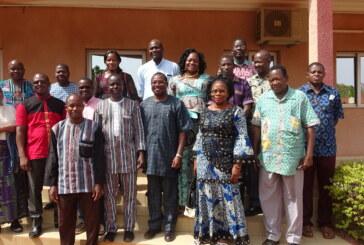 L'OCADES Caritas Burkina forme les comités diocésains du Fonds Catholique de Solidarité Alfred Diban (FCSAD) de la province ecclésiastique de Bobo.