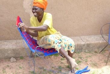 Tima Blandine et son mari Gondoroboué Jean-Baptiste, couple d'aveugles pour qui le handicap n'est pas une fatalité