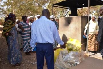 Gestion des déchets biomédicaux: les capacités de 46 agents de santé renforcées