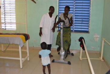 Projet de Réhabilitation à Base Communautaire (RBC) des personnes handicapées de l'OCADES