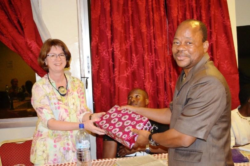 La mission allemande est repartie avec de très beaux souvenirs du Burkina Faso