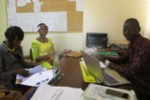 CRV-CO : Séance de travail à l'Association BENEM NOOMA