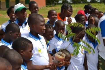 Quand les enfants se préoccupent de la protection de l'environnement !