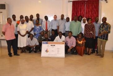OCADES Caritas Burkina : Formation de formateurs en DHI