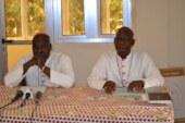 Passation de service : Discours de Mgr Justin KIENTEGA
