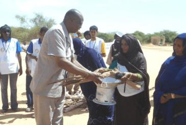 Charité agissante envers les réfugiés maliens : Partenariat actif avec l'UNHCR