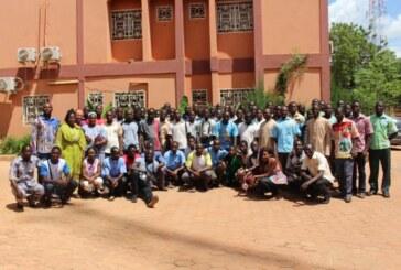 SED Koudougou : Visite des grands séminaristes