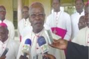 La Conférence Episcopale  analyse la situation nationale