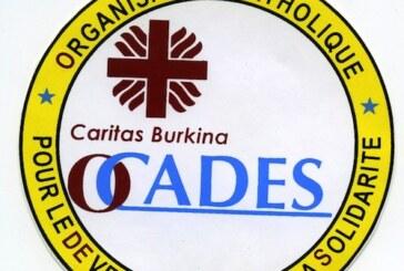 OCADES Caritas Burkina: SED KAYA recrute 05 Contrôleurs de travaux de construction de latrines et de réalisation de forages niveau BEP