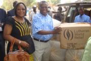 OCADES-Lutheran : Des kits de plus de 600 millions au profit de personnes vulnérables