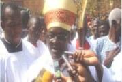 SE Mgr Paul OUEDRAOGO a reçu son Pallium à Rome