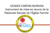 AVIS DE RECRUTEMENT D'UN SECRÉTAIRE EXECUTIF DIOCESAIN ADJOINT DE TENKODOGO