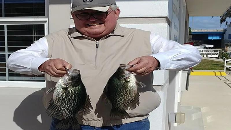 Crappie Speck Fishing