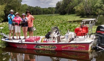Exciting Bream Fishing Charter