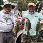 Fishing For Striped Bass On The St Johns River