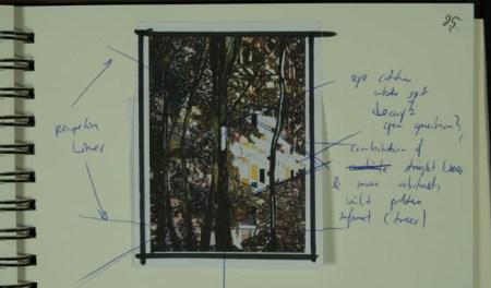 Peter Doig - 'Concrete Cabin II', 1992-1996