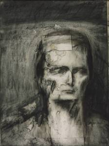 Head of E.O.W. 1959-60 Frank Auerbach born 1931 Purchased 1976 http://www.tate.org.uk/art/work/T02100