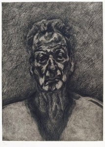 FREUD,LUCIAN_Self portrait_1996