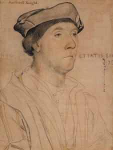 HOLBEIN, HANS the younger_Sir Richard Southwell_1536
