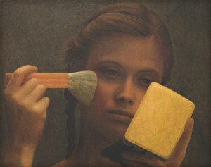 LITTLE, GRAHAM_Untitled_Yellow Mirror_2014