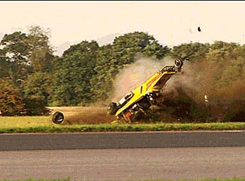 Richard Hammond Crash