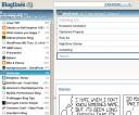 Bloglines beta screenshot