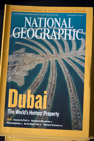 Dubai, world's hottest property