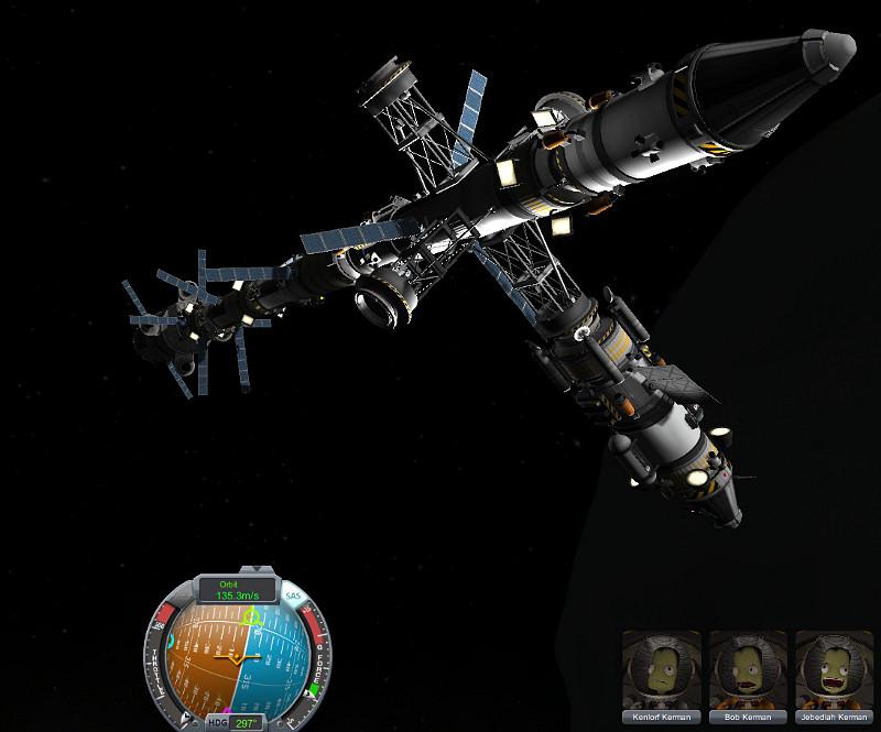 Minmus Space Station
