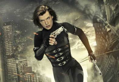 "Resident Evil   ""Boa sorte com isso,"" diz Milla Jovovich sobre o reboot da franquia"