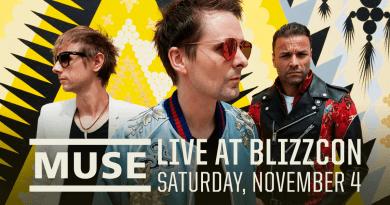 Blizzcon | Muse fará show de encerramento do evento