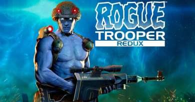 Review | Rogue Trooper Redux