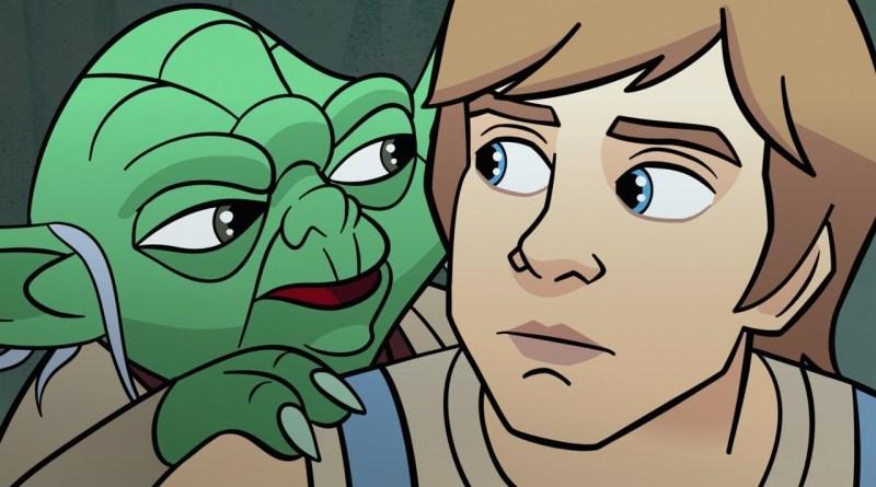 Star Wars | Mark Hamill reprisa seu papel de Luke Skywalker em novo episódio de Forces of Destiny
