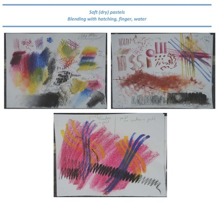 Stefan513593 - Project 1 - Exercise 3 - experiment with dry pastels