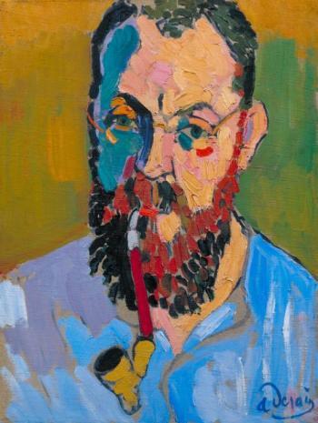 André Derain 'Matisse', 1905