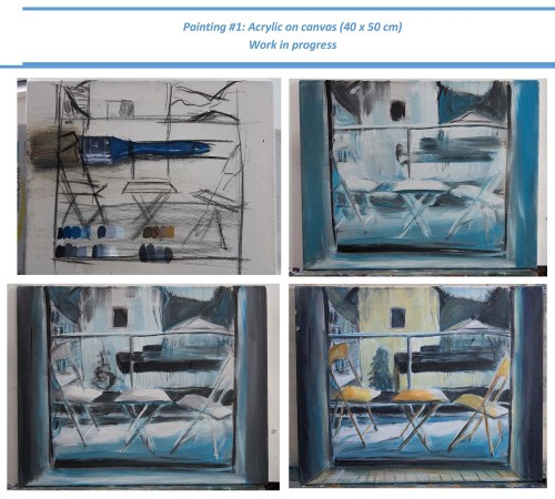 Stefan513593 - Project 1 1 - Exercise 1 - painting #1 - work in progress