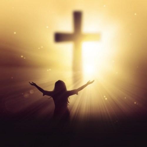 jesus cross photo